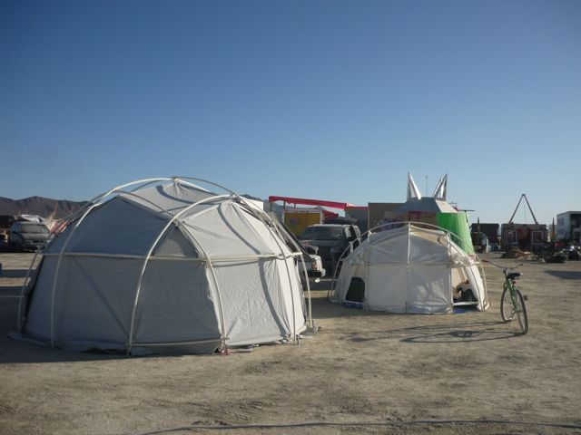 Playa Dome Shelters